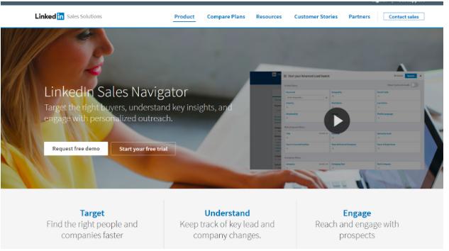LinkedIn Sales