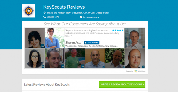 Use trustworthy testimonials for ultimate landing page performance