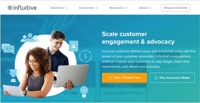 Scale Customer Engagement & Advocacy