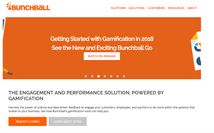 Getting started with gamification with Bunchball