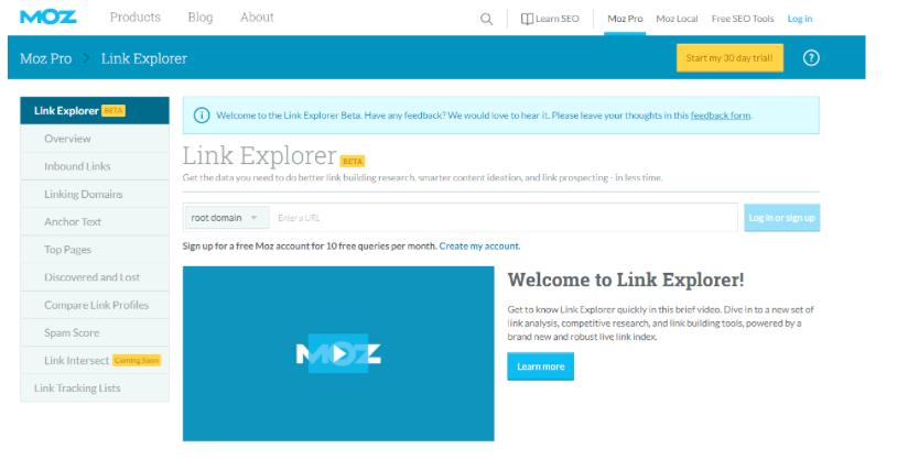 Link Explorer by Mom