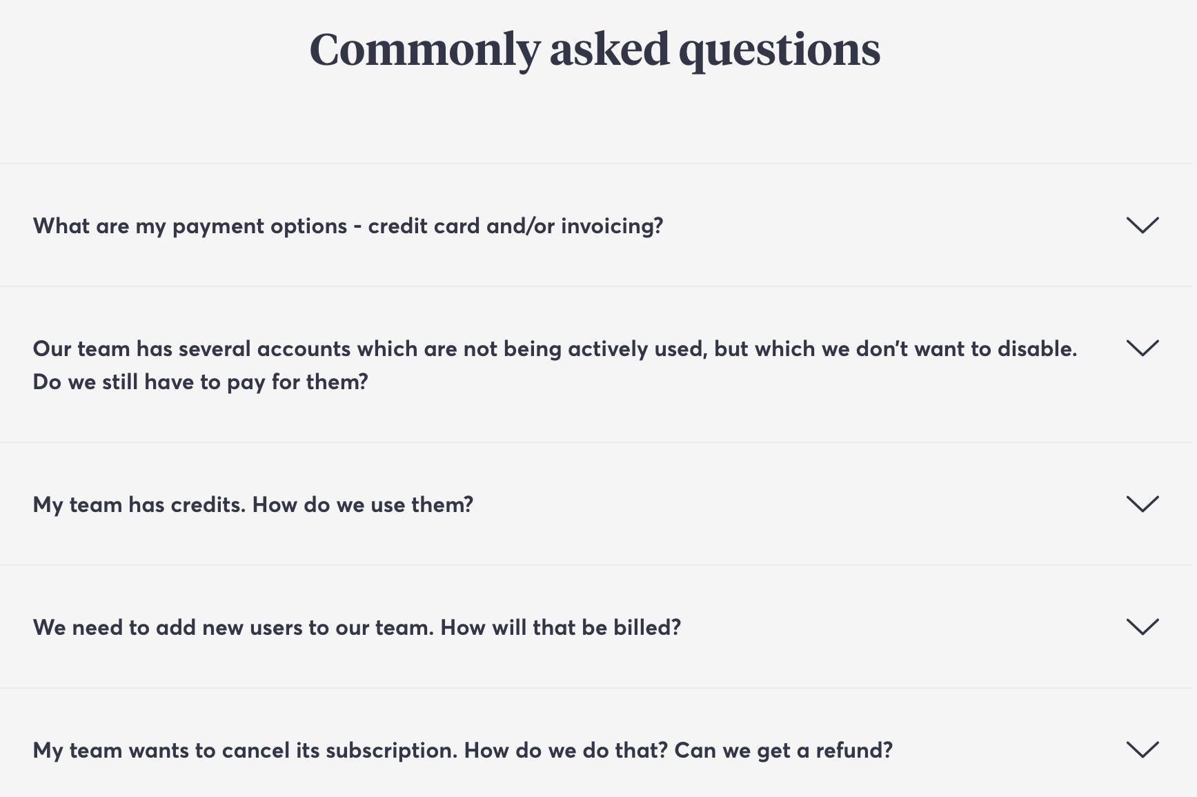 Slack FAQ