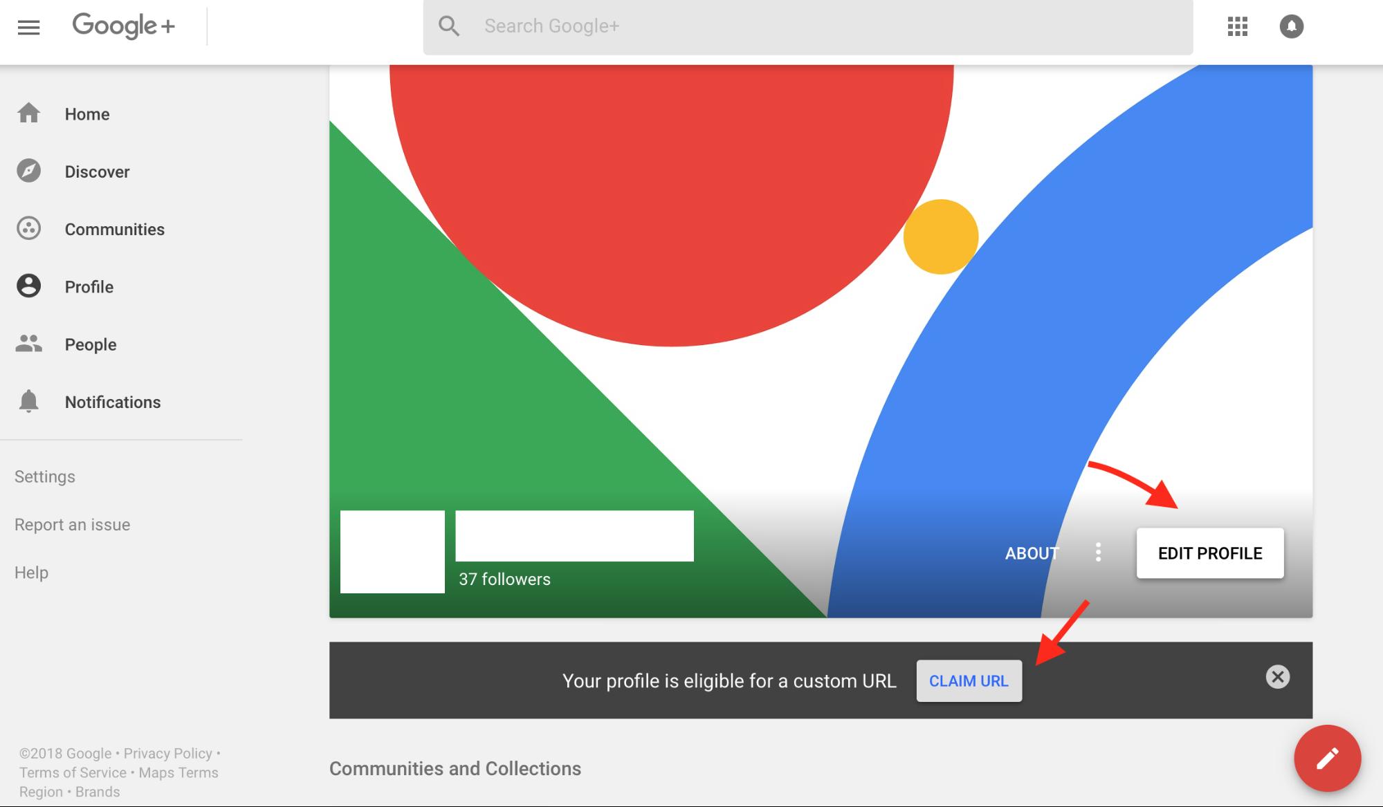 google-plus-url