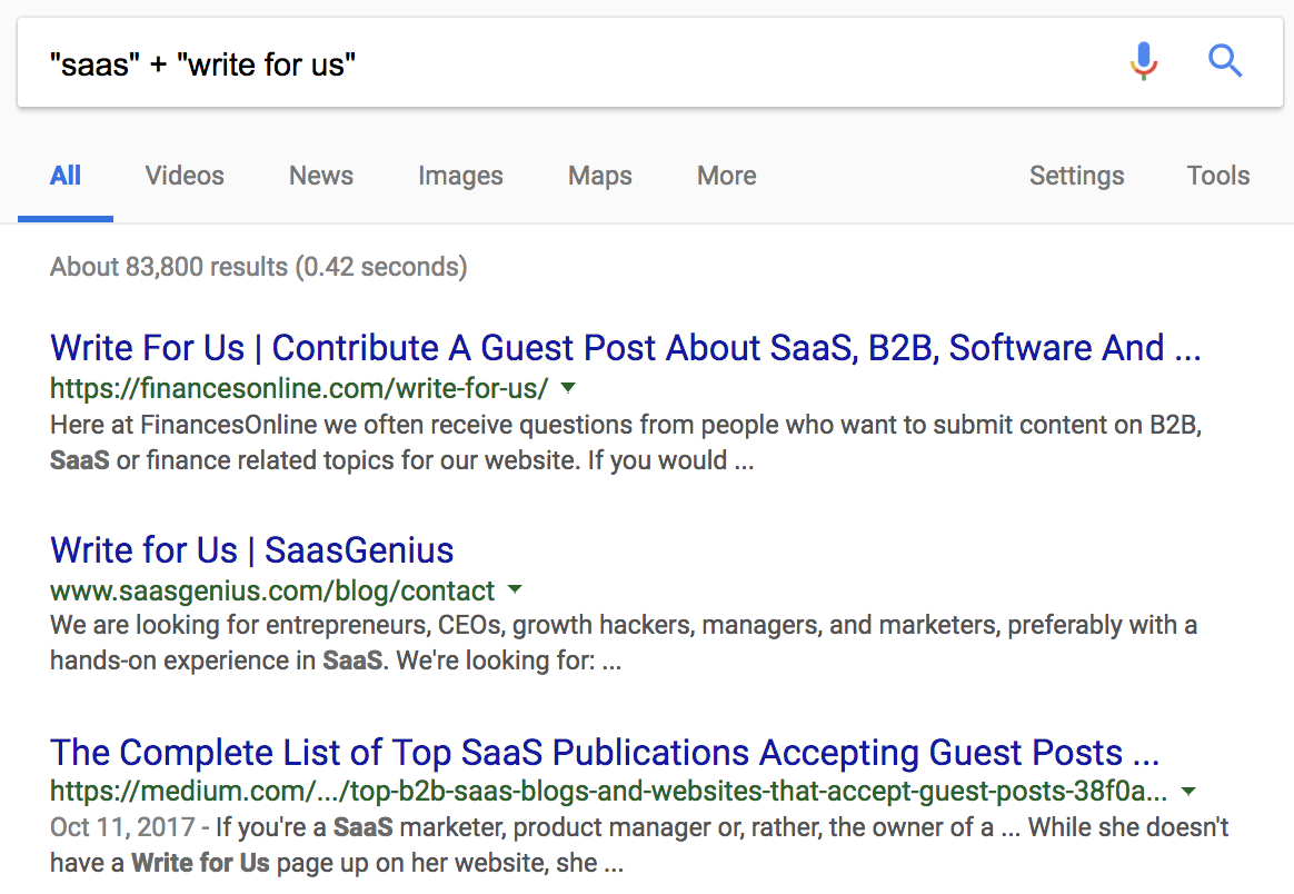 guest posting tips to find sites