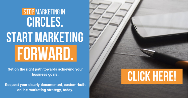 Request your custom-built B2B online marketing strategy, today!